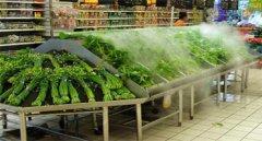 果蔬保鲜加湿