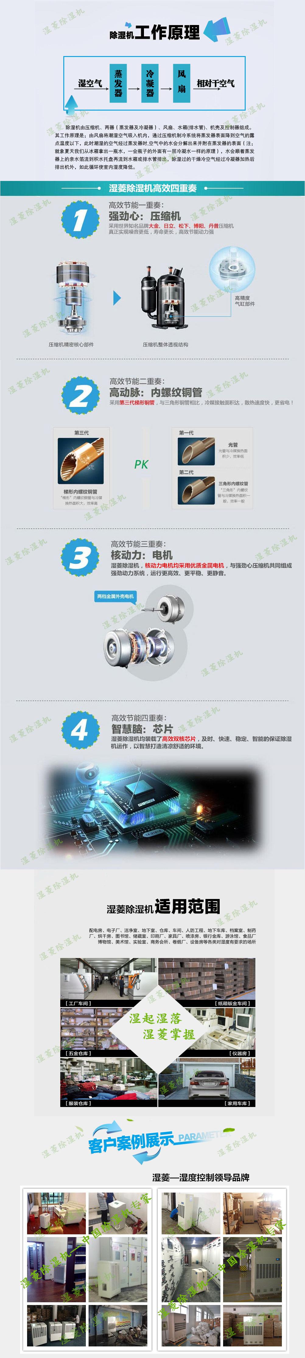 工业除湿机SL-9200C